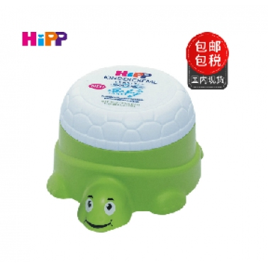 保税直发  Hipp喜宝有机杏仁油儿童婴儿小乌龟保湿面霜100ml